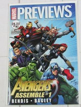 Marvel Previews #101 2012 Marvel Comics - C5408 - $1.99