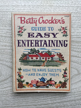 1959 Betty Crocker's Guide to Easy Entertaining - 1st Edition - hardcover image 1