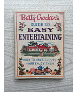 1959 Betty Crocker's Guide to Easy Entertaining - 1st Edition - hardcover - $50.00