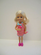 Early Chelsea 1st Release Chelsea w Toothbrush MINT DEBOXED Barbie Littl... - $10.50