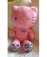 "Build A Bear Hello Kitty Wink Eye Pink Matching NO BOW or Dress 18"" pre-... - $25.23"