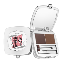 Benefit Brow Zings #4 Eyebrow Shaping Wax and Powder Kit NEW Box Taming ... - $21.77