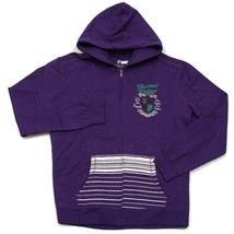 NEW Rocawear Nation 3XL Purple Zip Fleece Hoodie Sweatshirt Mens Big & Tall - $34.95