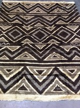 "Safavieh Tribal  All Natural Color Wool Area Rug 9'5"" x 12' - $791.99"
