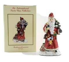 Weihnachtsmann Germany Santa Claus Figurine 1994 International Resources... - $9.00