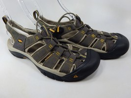 Keen Newport H2 Size US 12 M (D) EU 46 Men's Sport Sandals Shoes Gray 1008399