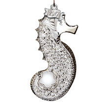 Waterford Crystal 2017 Annual Seahorse Ornament # 40023151 New - £39.55 GBP