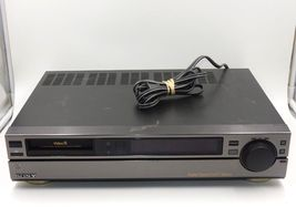 sony EV-S550 8mm video8 NTSC stereo VCR with PCM audio - $465.00