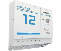 Fuel Sx12 12 Outlet X-plugs 120/240v Light Controller With Single Trigger - $437.48