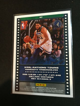 2019-20 Panini Sticker & Card Collection Silver Foil Karl-Anthony Towns ... - $4.94