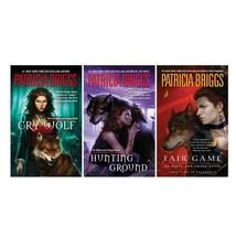 ALPHA & OMEGA Fantasy Series by Patricia Briggs Set of Paperback Books 1-5 - $34.99