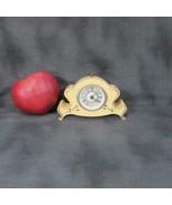 Vintage Miniature Westclox Celluloid Alarm Clock, Model 12120 - $17.75