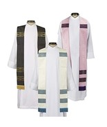 Religious, Church & Catholic Gifts, 1pc Avignon Collection Overlay Stole... - $193.00