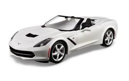 Maisto 1:24 Scale Assembly Line 2014 Corvette Stingray Convertible Dieca... - $25.17