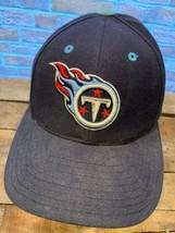 Tennessee TITANS Football NFL Puma Snapback Adult Cap Hat - $9.89