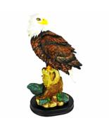 Noble Strength Bald Eagle Statue: Large - $104.00