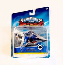 Skylanders Superchargers Sky Slicer Vehicle Figure Air & Sky ActiVision - $8.42