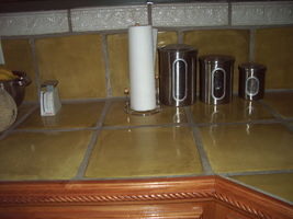 """Tile Molds 10 Olde Country Concrete Make Hundreds of 9X9"""" Tiles #0900 @ Pennies image 7"""