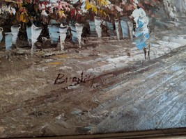 Burney Streetscape Painting - $250.00