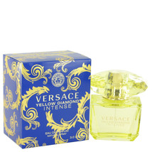 Versace Yellow Diamond Intense by Versace Eau De Parfum Spray 3 oz for W... - $76.95