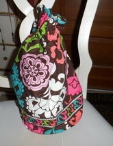 Vera Bradley ditty bag in retired Lola pattern - $16.00
