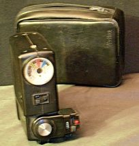 Vivitar Electronic Flash 292 with carrying case AA-192040 Vintage image 3