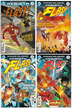 Flash #14,15,16,&17 Rogues Reloaded Complete Story Arc 2017 DC Comics (NM) - $9.99