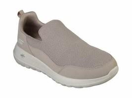 Men's Skechers GOwalk Max Privy Slip-on Walking Shoe Khaki - $80.98