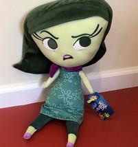"Disney Pixar Inside Out Plush Antibacterial Doll 22"" Riley's Emotion NEW - $15.44"