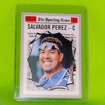 MLB 2019 TOPPS HERITAGE #351 SALVADOR PEREZ ROYALS ALL-STAR BASEBALL MNT - $0.55