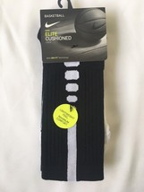 Nike Elite Cushioned basketball socks, Elite basketball socks Size YTH 3Y-5Y - $12.98