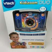 VTech Kidizoom DUO Camera - Blue - $44.99