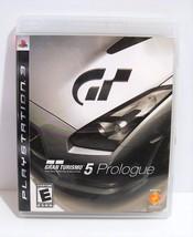 Gran Turismo 5 Prologue (Sony Playstation 3, 2008) PS3  - $5.95