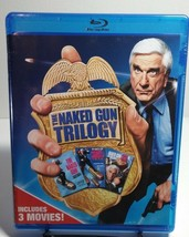 Naked Gun Trilogy Collection (Blu-ray,2017,3-Disc Set)NEW-Free S&H with ... - $16.81