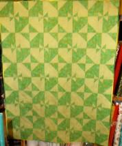 Disappearing Pinwheel Quilt - $57.00