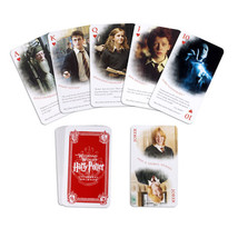Universal Studios Wizarding World of Harry Potter 52 Playing Cards New W... - $25.54