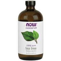 Now Foods Tea Tree Oil 16 Oz. Made In Usa - $84.68