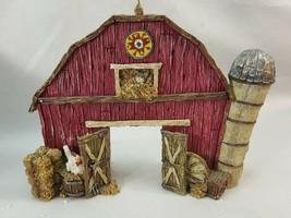Boyds Bearstones Ol' MacDonald's Barn...The School Play  #24200 w/box PCEQ5 - $21.95