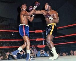 Bob Foster Vs Joe Frazier 8X10 Photo Boxing Picture - $3.95