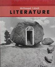 McDougal Littell Literature: Student Edition Grade 7 2008 [Hardcover] [A... - $25.00