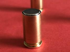 9mm caliber bullet casing ammo fridge magnets custom made gift present a... - $8.34