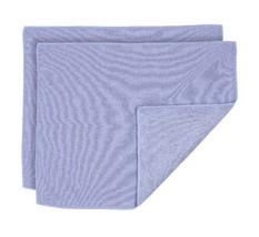 Casabella Infuse Microfiber Cloths 12x14 All Purpose Scrubby Cloth 2 Pac... - $7.42