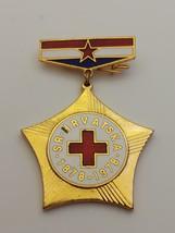 Medical - Red Cross, Deutsches Rotes kreuz, Croatia medal, enamel, vinta... - $29.99