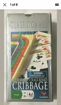 Cardinal Deluxe High-quality Solid Wood Folding Cribbage - $14.84