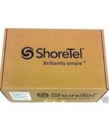 SHORETEL IP 480G  BLACK PHONE NEW   1 YEAR WARRANTY - $236.61