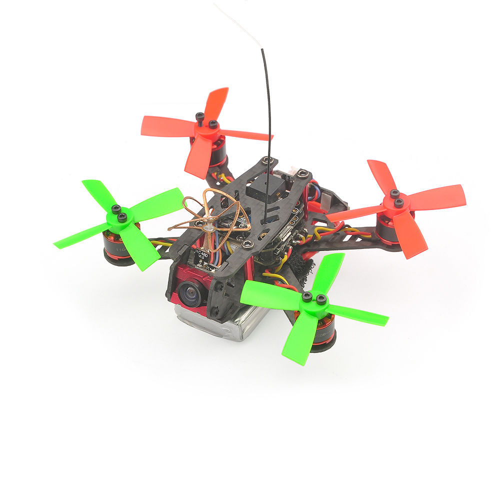 Eachine Aurora 100 100mm Mini FPV Racing Brushless Drone BNF Free Shipping