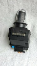 Mercedes Ignition Start Switch Module & Key Fob Keyless Entry Remote 2095452308 image 1