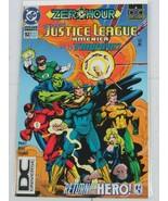 JUSTICE LEAGUE AMERICA # 92 (1994 DC) UNIVERSE LOGO VARIANT - C4985 - $7.99