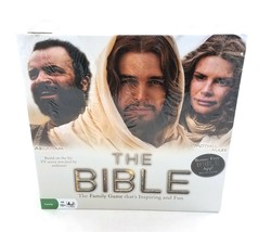 The Bible Family Board Game Trivia Charades Based on TV Series Pressman ... - $24.58