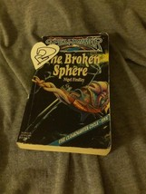 The Broken Sphere by Nigel Findley -TSR Spelljammer Book-1992 - $2.96